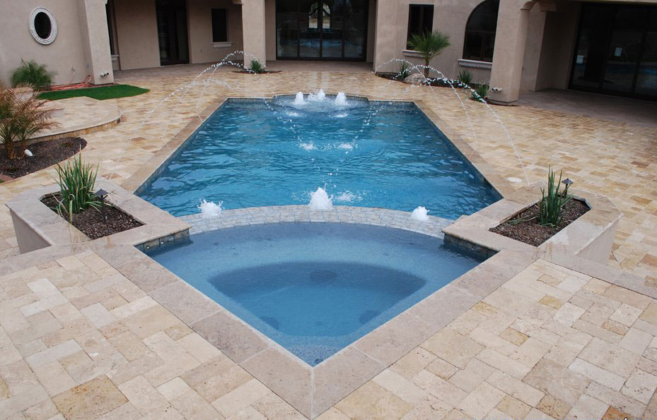for 10x20 pool design